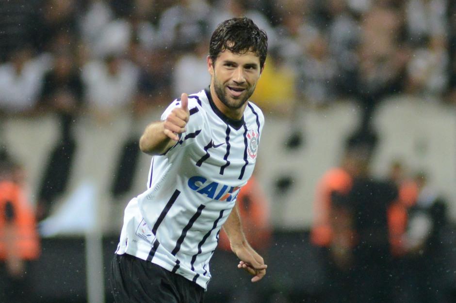 Gol de Felipe  - Corinthians x Once Caldas
