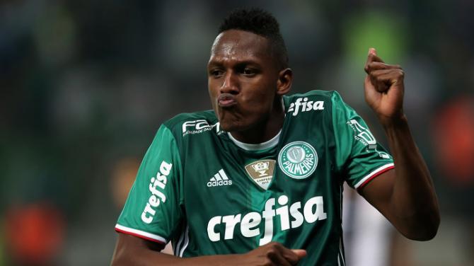 Palmeiras v Santos - Brasileirao Series A 2016
