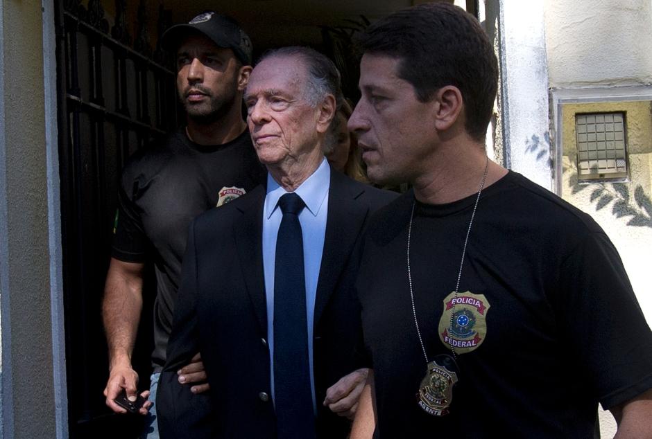 Nuzman é preso pela PF