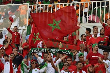 Marrocos na FIFA World Cup 2018