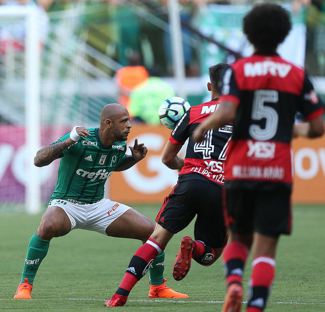 Palmeiras vence Flamengo