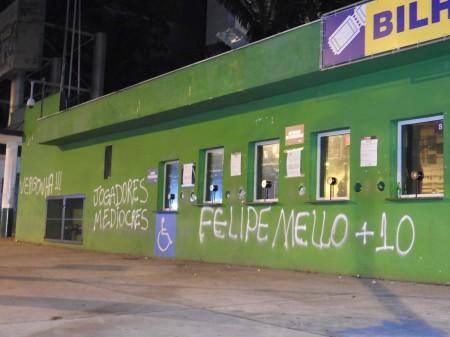 Felipe Melo + 10