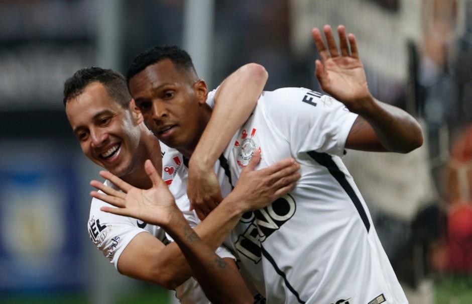 Corinthians campeão brasileiro de 2017