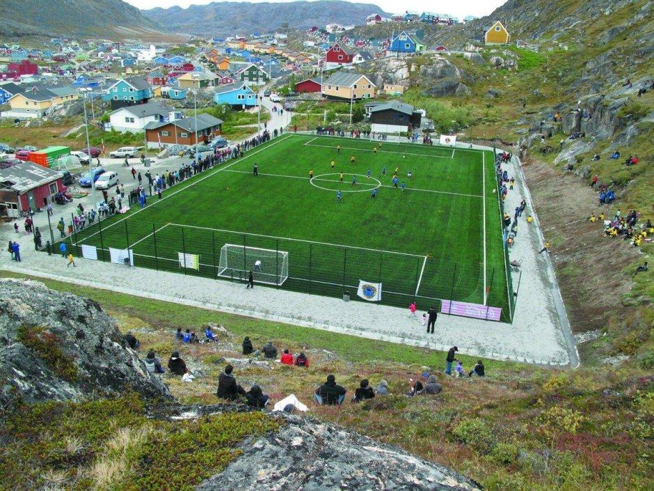 Templo sagrado do futebol