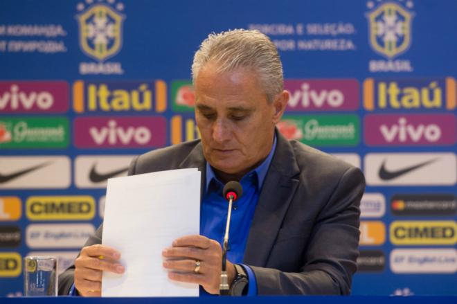 Tite convoca os 23 da Copa América