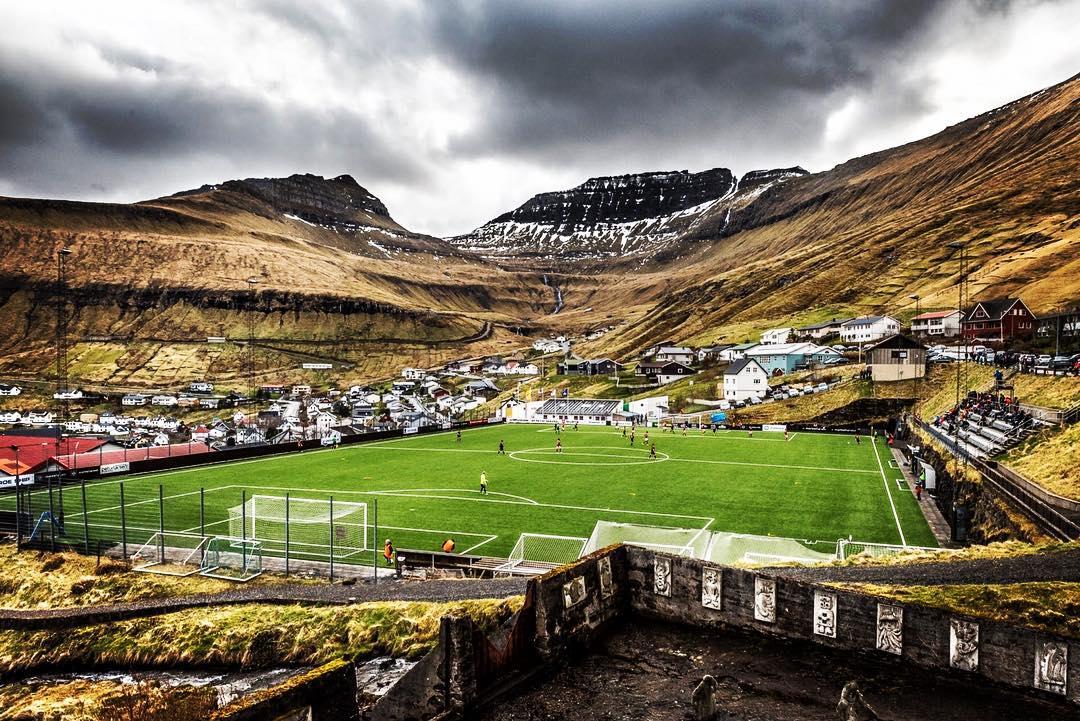 futebol e seus templos sagrados