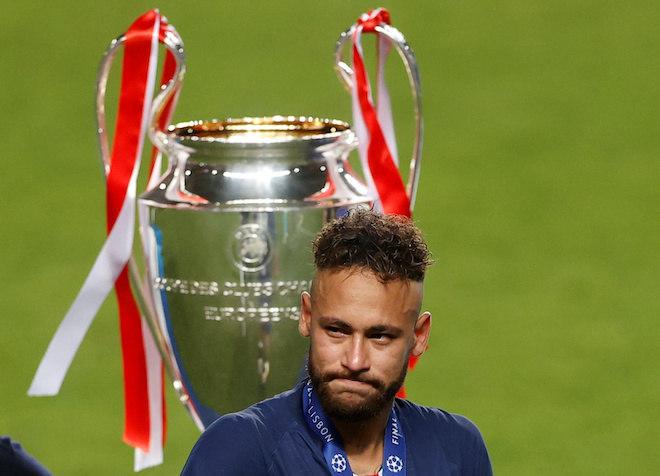 Neymar fora do prêmio Fifa