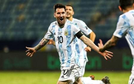 Argentina x Brasil – Copa América 2021 final